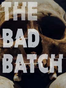 """The Bad Batch"" aaron goffman property master"